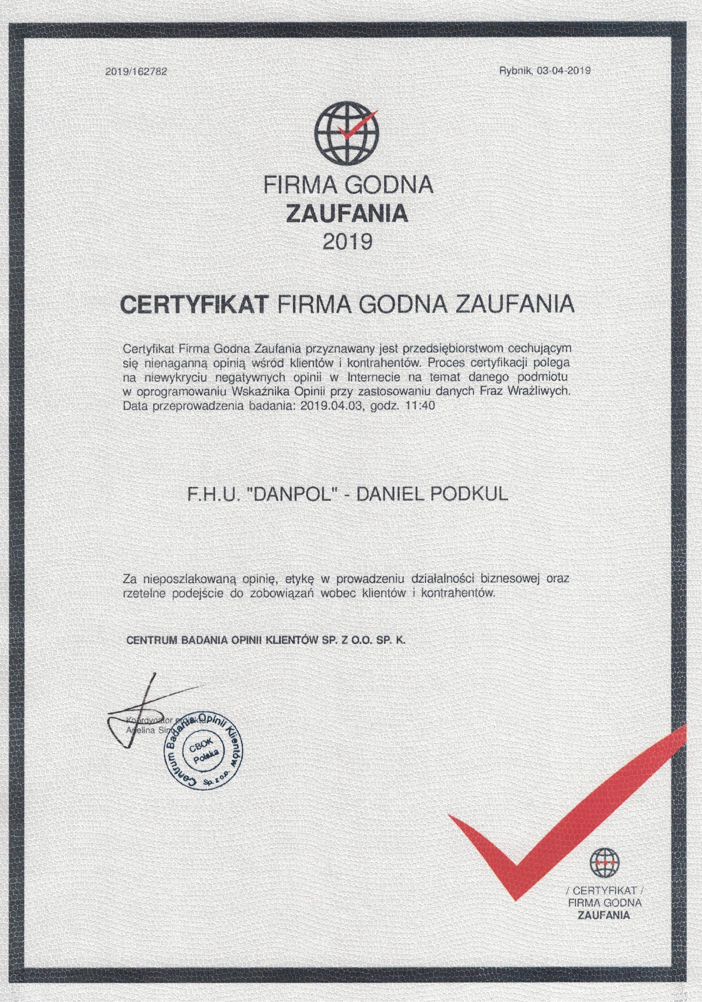 CENTRUMHANDLOWE.NET- Firma Godna Zaufania!