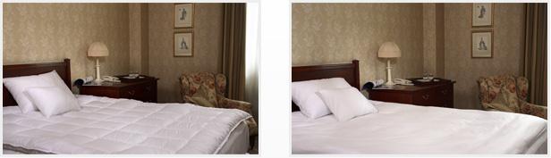 Kołdry i poduszki - Hotel, Sypialnia, Dom